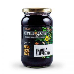 Bramble and Apple Jam