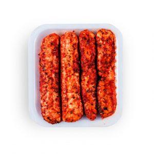 Nisbet's Hot & Spicy Sausages