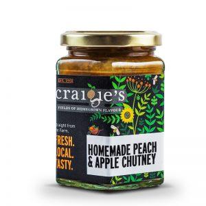 Peach & Apple Chutney