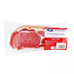 Robertson's Smoked Back Bacon