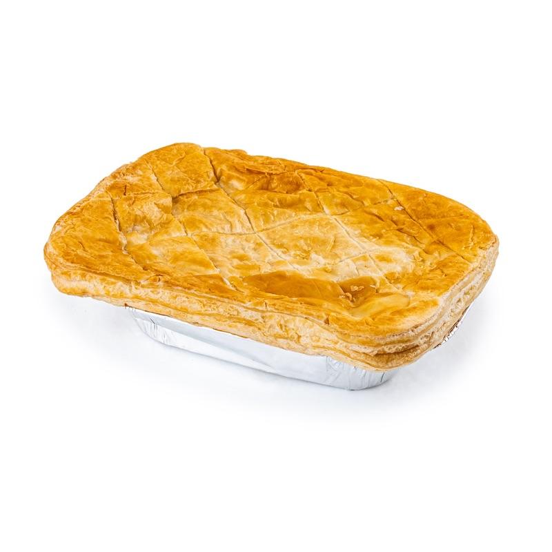 Nisbet's Medium Steak Pie - Morton's Milk