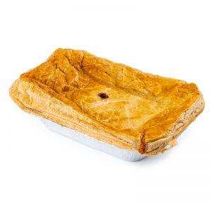 Nisbet's Extra Large Steak Pie