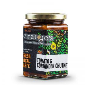 Tomato & Coriander Chutney