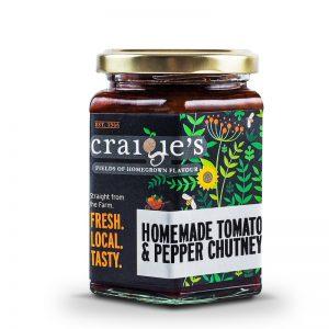 Tomato & Pepper Chutney