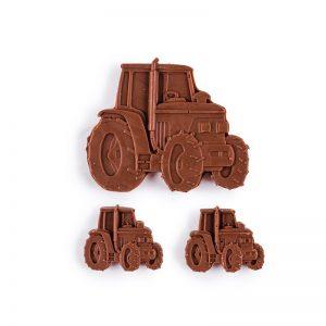 Lime Tree Larder Chocolate Tractors