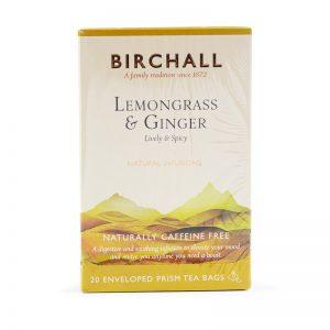 Lemongrass & Ginger Tea