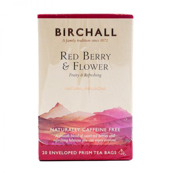 Red Berry Flower Tea