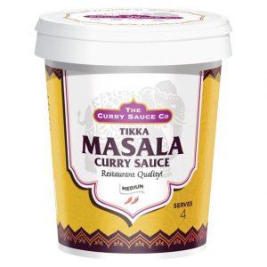 Tikka Masala Cook in Sauce