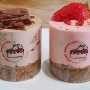 Twin Pack Cheesecakes